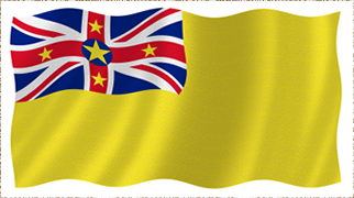The Niuean Flag
